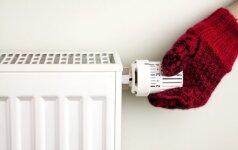 Šildymo problemos: trumpas sprendimų gidas