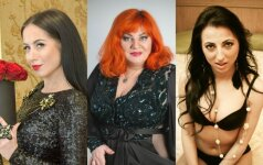Ingrida Kazlauskaitė, Daina Bilevičiūtė, Monika Ostrenkova