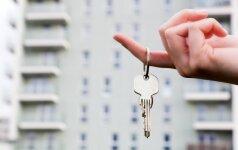 Didžiausi naujų butų trūkumai