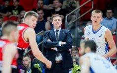 D. Adomaitis virė iš pykčio, R. Kurtinaitis džiaugėsi komandos klimatu