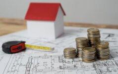 Dilema dėl nuosavo namo: geriau pirkti ar statytis?