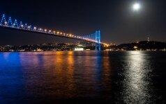 Bosforo tiltas, jungiantis Europą ir Aziją