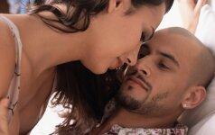 Seksualūs vyrai apgaudinėja dažniau