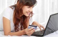 Kaip saugiai apsipirkti internete: keli patarimai