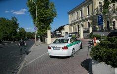 Vilniaus geležinkelio stotyje aptikti sprogmenys, ant kojų sukelta sostinės policija