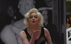 M. Monroe delninukė, lūpdažis, laiškai ir kiti asmeniniai daiktai pardavinėjami aukcione