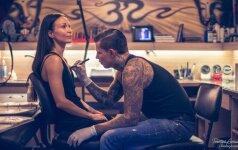 Tatuiruočių meistras Danielius Djačkovas