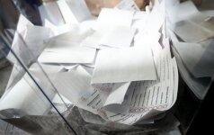 Paaiškės partijų rinkiminiai numeriai