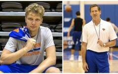 Niujorke apsipratęs M. Kuzminskas gavo naują pravardę ir jau spėjo sužavėti trenerį