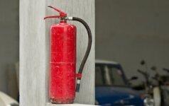 Priešgaisriniai reikalavimai garažams: ką reikėtų žinoti?