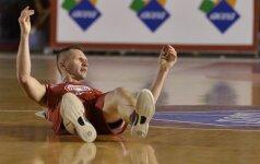 R. Kaukėnas vedė Italijos klubą į pergalę FIBA Europos Iššūkio taurėje