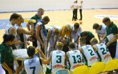 Baltijos taurės turnyre – triuškinančios lietuvių pergalės