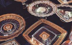 Specialiai iš Čekijos: šeichai ir sultonai prabangius stiklo gaminius atranda visai netoli Lietuvos
