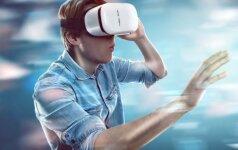 """""""Mokslo sriuba"""": virtuali realybė naudojama ir malšinant skausmą"""