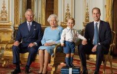 Per 90-ąjį jubiliejų – karalienės SPJŪVIS TIESIAI Į VEIDĄ K. Middleton