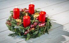 Adventas – senos tradicijos su teigiamu poveikiu sveikatai