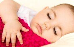 Patarimai, kad vaiko miegas būtų ne bet koks, o kokybiškas