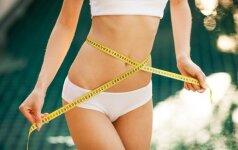 Paplūdimio dieta (pritaikytas vasarai meniu) Per 2 savaites - 7 kg