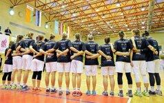 """Rytų Europos moterų krepšinio lygos pirmą turą """"Kibirkštis"""" baigė pralaimėjimu"""
