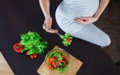 Kokiuose produktuose gausu nėščiajai būtinos folio rūgšties