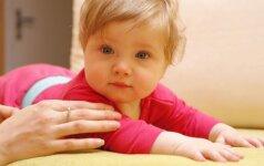 VLK patarimai naujagimio sulaukusiems tėvams