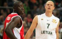 Tradiciniame krepšinio turnyre triumfavo LKF komanda