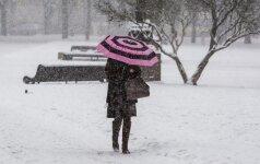 Klimatologas žada itin bjaurią žiemą