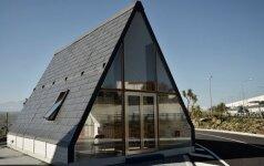 28 tūkst. eurų kainuojantis namas, kurį galima pastatyti per 6 valandas