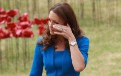 Ir karaliai verkia: Katei Middleton ir princui Williamui trūko kantrybė