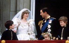 Paaiškėjo naujų faktų apie princą Charlesą ir jo moteris Santuokos su Diana ir Camilla