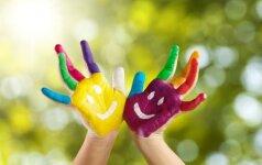 Universiteto dėstytojos patarimai, kaip ugdyti kūrybiškus vaikus