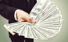 Sąžiningas benamis netikėtai tapo turtuoliu