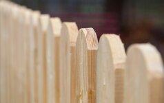 Ką būtina žinoti nusprendusiems tverti tvorą: įstatymai ir reikalavimai