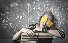 5 grėsmės, kurios mokykloje tyko pačių mažiausių