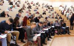 Jubiliejinį Konstitucijos egzaminą laikė daugiau nei 32 tūkst. žmonių