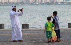 Kas ir už ką baudžia turtingąjį nykštuką: Kataro ambicijos peržengė ribas