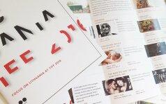 Lietuviškos programos leidinys ir skrajutės