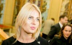R. Baškienė: G. Kildišienės mama kas mėnesį mokėjo po 1000 Eur