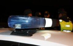 Druskininkų rajone žuvo pareigūno automobiliu partrenktas vyras