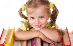 Kaip užauginti smalsų vaiką?
