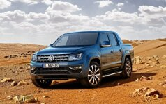 Atnaujintas Volkswagen Amarok