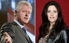 Monica Lewinsky, Billas Clintonas
