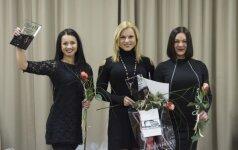 Lietuvos kultūrizmo ir kūno rengybos federacija (IFBB) pagerbė savo geriausius sportininkus M.Stankevičiaus nuotr.)
