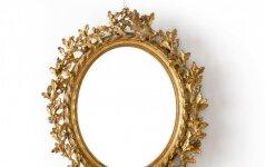 Kaip namuose pakabinti veidrodį, kad jis pritrauktų sėkmę ir sveikatą