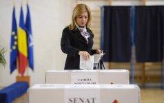 Rinkimai Rumunijoje