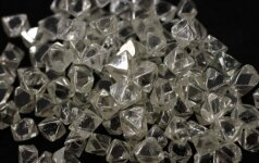 Nyderlanduose ir Ispanijoje sulaikyti septyni asmenys, siejami su 2005-ųjų deimantų vagyste