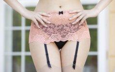 Moters kūnas: ko vyrai nepastebi sekso metu?
