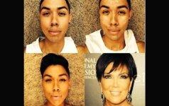 Vyrai + makiažas = neįtikėtinos transformacijos