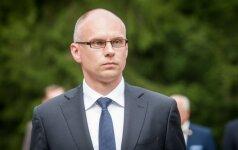 J. Miliaus atleidimas neišvers vidaus reikalų ministro iš pareigų