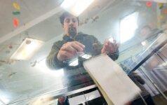 Aktyviausiai rinkėjai balsavo Šakiuose rinkdami merą